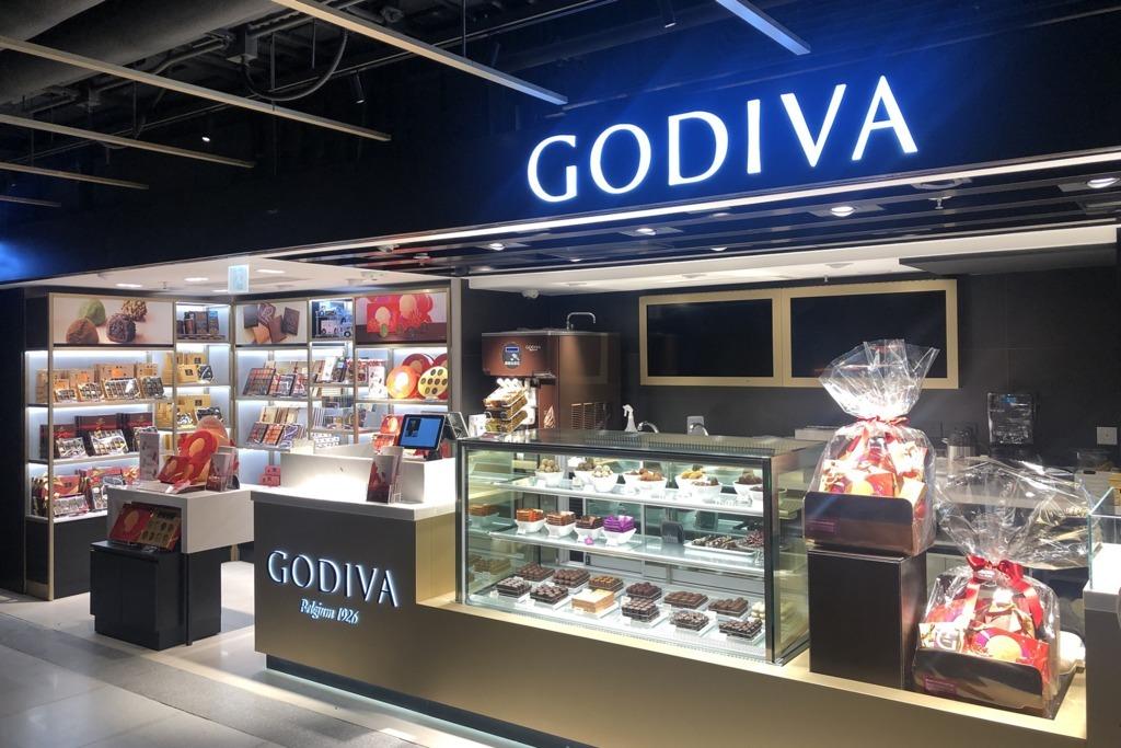 【GODIVA雪糕】GODIVA推期間限定烏龍茶系列新品 烏龍茶軟雪糕/烏龍茶黑巧克力凍飲