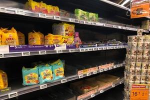 【武漢肺炎】武漢肺炎疫情引超市搶購潮?食衛局回應近日:現時食品供應正常