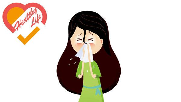 鼻敏感可致哮喘 久咳要留神