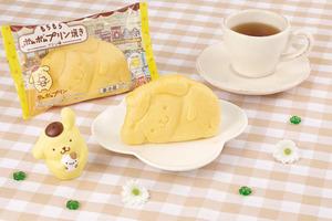【日本便利店】日本LAWSON便利店新甜品零食 超可愛布甸狗造型車輪餅
