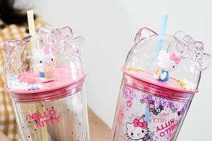 【泰國便利店】泰國7–11便利店期間限定 超精緻Hello Kitty波波水杯
