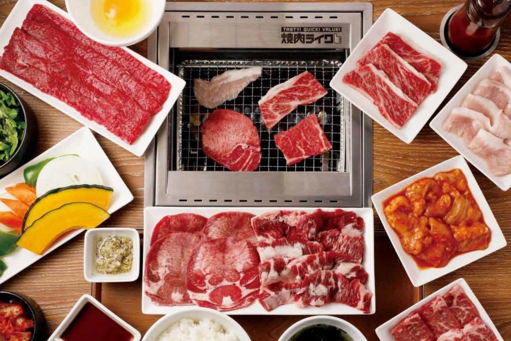 【一人燒肉香港】無煙一人燒肉/自選燒肉份量!日本單身燒肉店「燒肉LIKE」2020年進駐香港