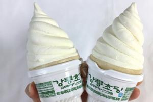 【韓國便利店】韓國便利店人氣甜品零食 超香濃豆腐味軟雪糕