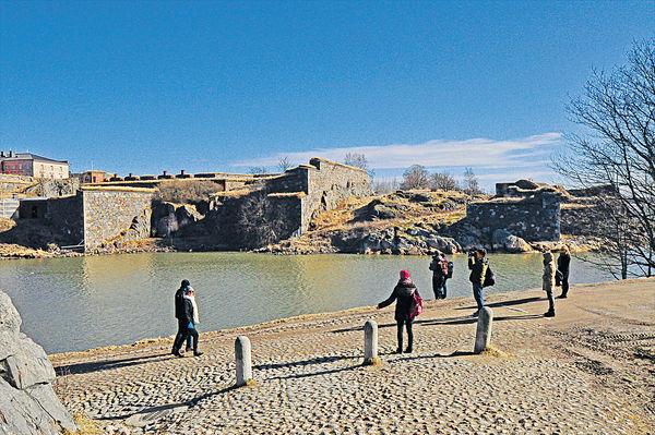 冬日訪赫爾辛基外島 世遺城堡郊遊探秘