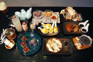 【中環美食】吳彥祖中環酒吧The ThirtySix新出$88甜品放題!點一份主食cocktails加錢任食芒果糯米飯/火焰棉花糖多士/Tiramisu