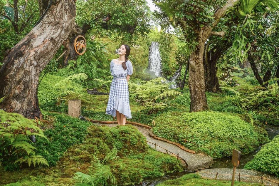 【泰國打卡Cafe】泰國人氣打卡Cafe「Chom Café & Restaurant」 走進愛麗絲夢遊仙境的秘密花園!