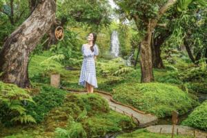 【泰國打卡Cafe】泰國人氣打卡Cafe「Chom Café & Restaurant」 走進愛麗絲夢遊仙境秘密花園!
