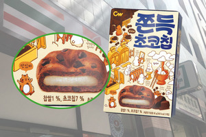 【便利店新品】便利店都買到韓國人氣手信!韓國直送CW麻糬朱古力曲奇