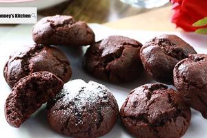 【甜品食譜】3步輕鬆整出一口甜品  朱古力Brownie布朗尼曲奇食譜