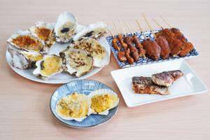 【外賣優惠】抵食串燒外賣速遞 $5黑松露芝士燒蠔/蒜蓉扇貝/豬頸肉/牛肉串燒