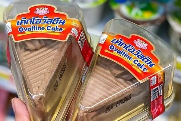 【泰國便利店】泰國7–Eleven便利店抵食甜品推介!超濃郁阿華田忌廉蛋糕