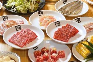 【牛角buffet價錢】牛角3間分店推期間限定全日放題menu 90分鐘任飲任食和牛/燒肉/海鮮