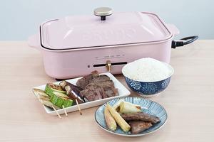 【燒肉外賣】BRUNO聯乘高級燒肉網店「Double Chefs Market」 推出外賣燒肉套餐/包送BRUNO鍋