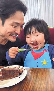 澳門巡唱延期 杜德偉焗蛋糕 乖仔食唔停