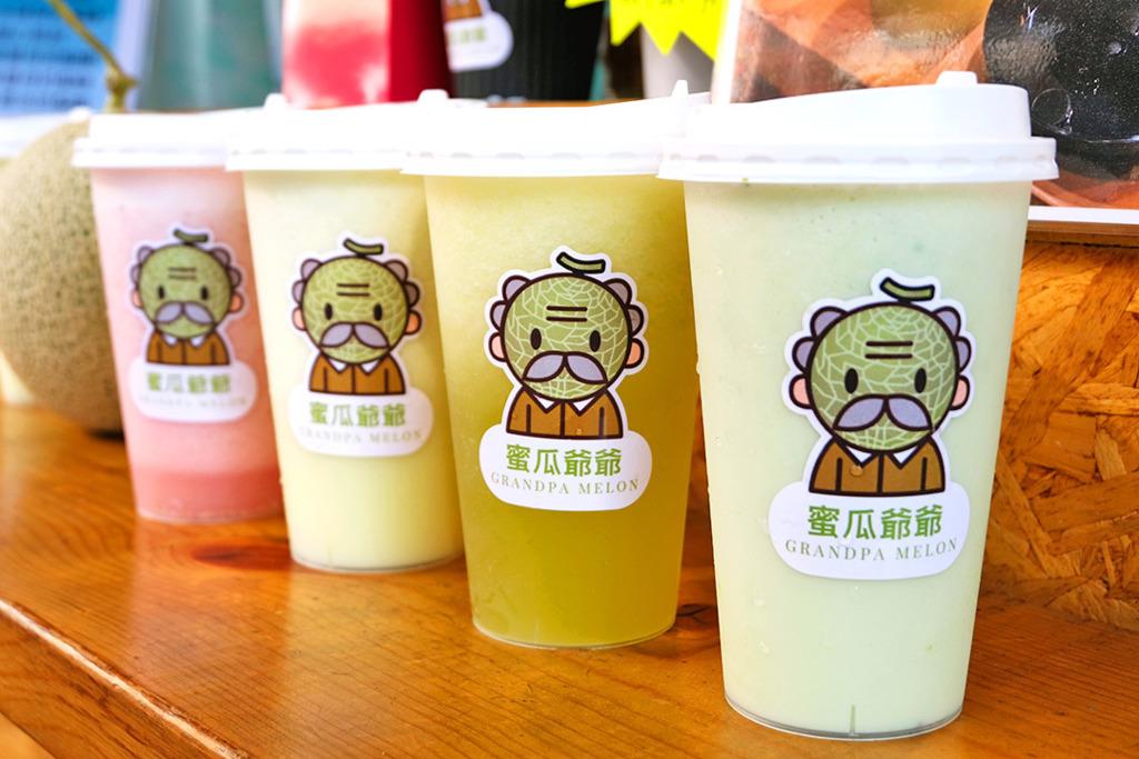 【太子美食推薦】太子足料日本蜜瓜汁專門店新開張 鮮榨北海道蜜瓜奶/牛油果奶/草莓牛奶