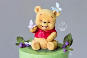【生日蛋糕卡通】外國超可愛3D立體卡通蛋糕 小熊維尼/米奇/Frozen小白/Minions