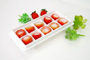 【懶人食譜】超簡單零失敗!2步整出韓國大熱懶人食譜  士多啤梨煉奶凍