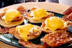 【班尼迪克蛋 食譜】廚神Gordon Ramsay教煮完美Eggs Benedict 新手都可煮出流心水波蛋!