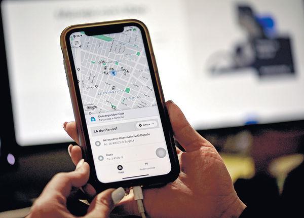 Uber App繙譯功能 方便乘客司機溝通