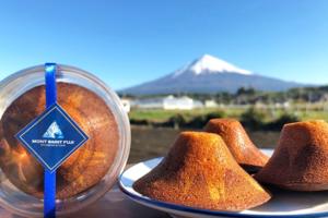 【東京手信2020】日本東京富士山Cafe 迷你富士山蛋糕手信甜品
