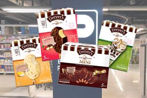 【甜品優惠】超市一連7日期間限定優惠!DREYER'S家庭裝及多件裝一律$39.9