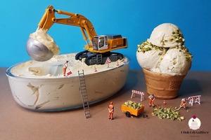 【甜品藝術】意大利甜品廚師創意打造甜點微型藝術品 甜品蛋糕化身超像真電影場景/世界奇觀/運動比賽