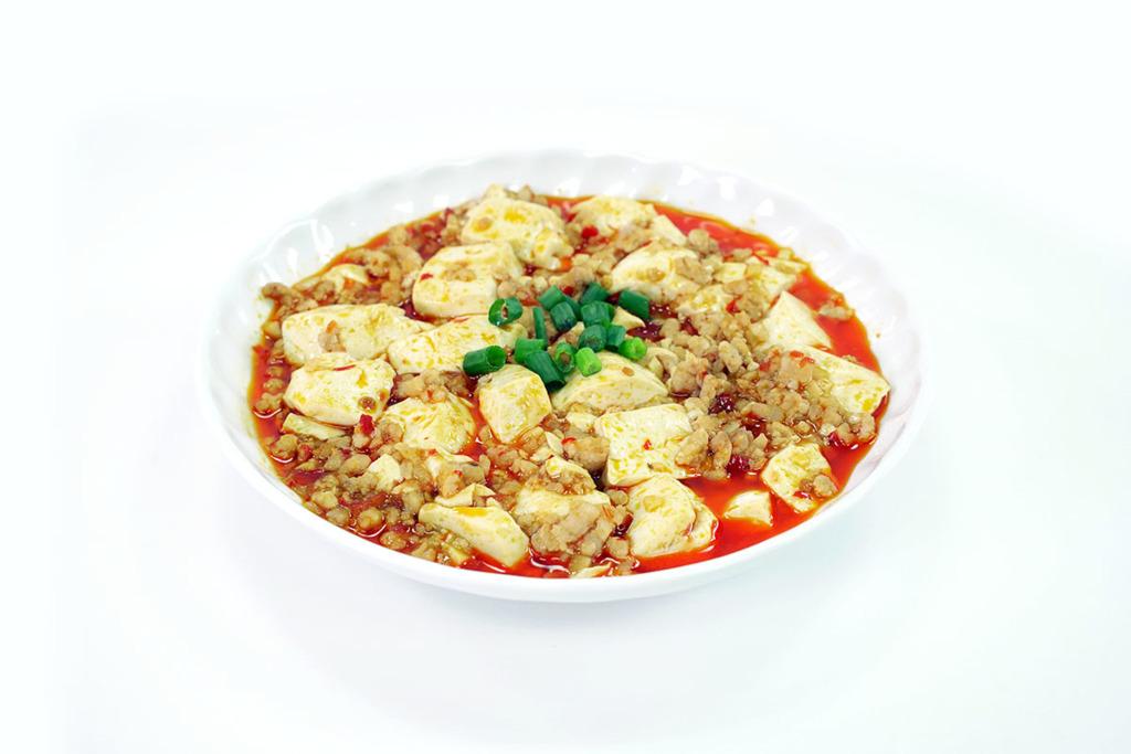 【中式食譜】3步輕鬆整出小菜食譜  惹味麻婆豆腐