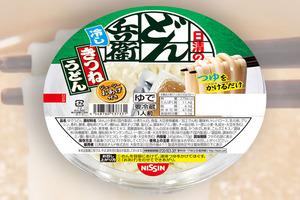【日本便利店】日本日清咚兵衛系列推出即食冷烏冬 油炸豆皮/炸麵衣等多款配料