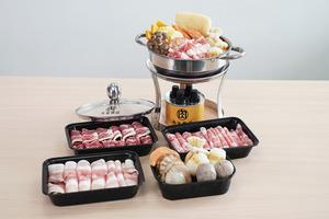 【火鍋外賣】日式一人火鍋外賣店 「牛旨」 套餐最平$99包有芝士竹輪/可加購一人鍋/特大帆立貝