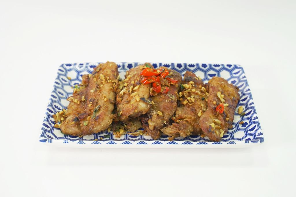 【中式食譜】5步輕鬆自製大排檔風味小炒 惹味椒鹽豬扒