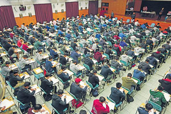 DSE中英文口試取消 中文其餘各卷比重增