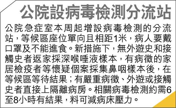 本地個案大增 何栢良︰不全面戒嚴 公院將崩潰 新增24宗 蘭桂坊酒客染疫 女警疑中招