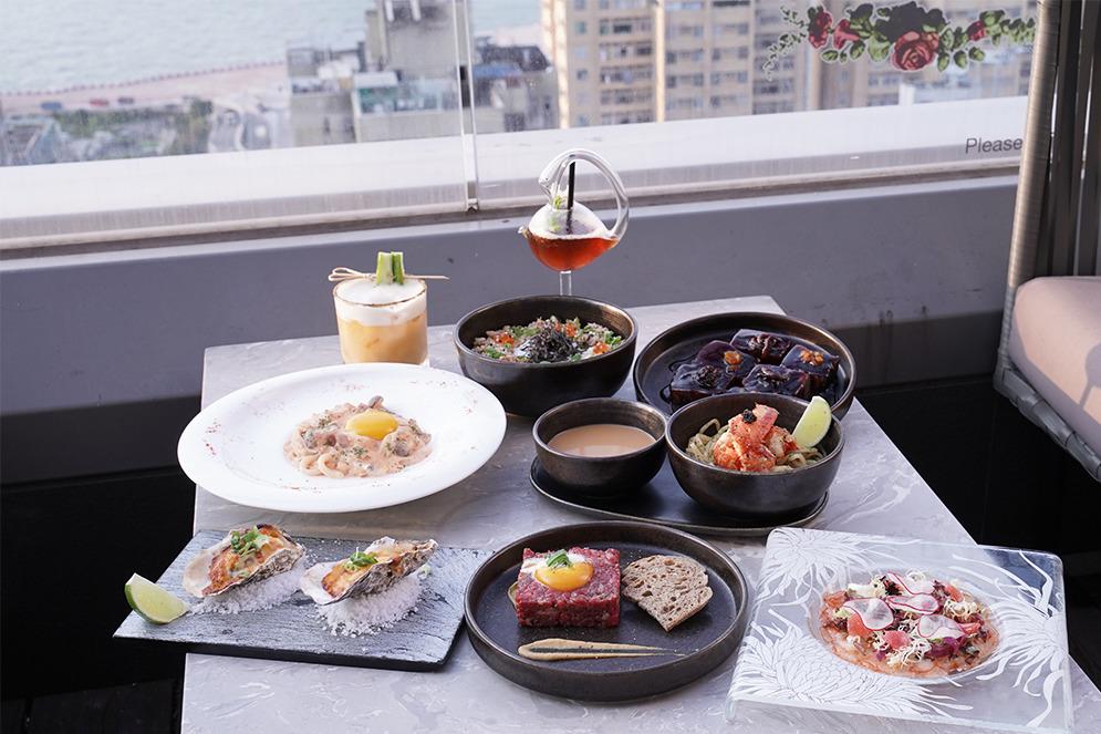 【銅鑼灣美食】銅鑼灣半露天海景餐廳「Zeng」主打多款fusion菜 龍蝦沾麵/和牛他他/火焰滷水五花腩