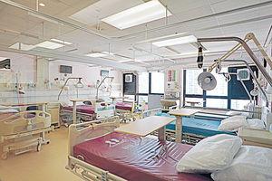 增59宗累計破600 醫管局認公院逼爆 擬將弱徵狀病患 轉二綫病床