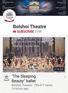 免費世界一流芭蕾舞劇