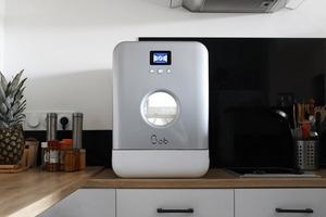 【洗碗機】法國DAAN Tech推全球最細最輕洗碗機    20分鐘快速洗碗/比手洗慳水5倍