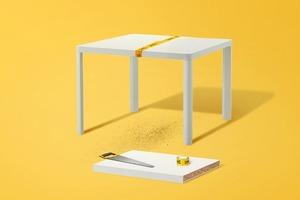 【愚人節2020】食肆配合政府防疫新措施 IKEA推出「餐檯切割服務」/譚仔三哥引入能量探測器檢查食客有否發燒