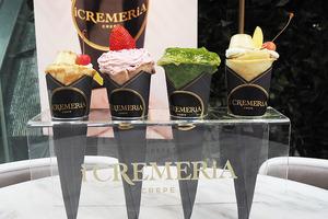 【旺角甜品】i CREMERiA推出春季限定 抹茶芝士/焦糖雞蛋布甸4款可麗餅