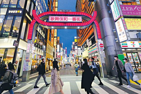 日本單日確診創新高 歌舞伎町10多人中招