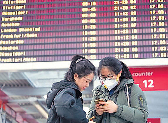 外交部︰142萬留學生仍在海外