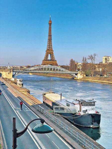 疫情蔓延下的巴黎生活點滴