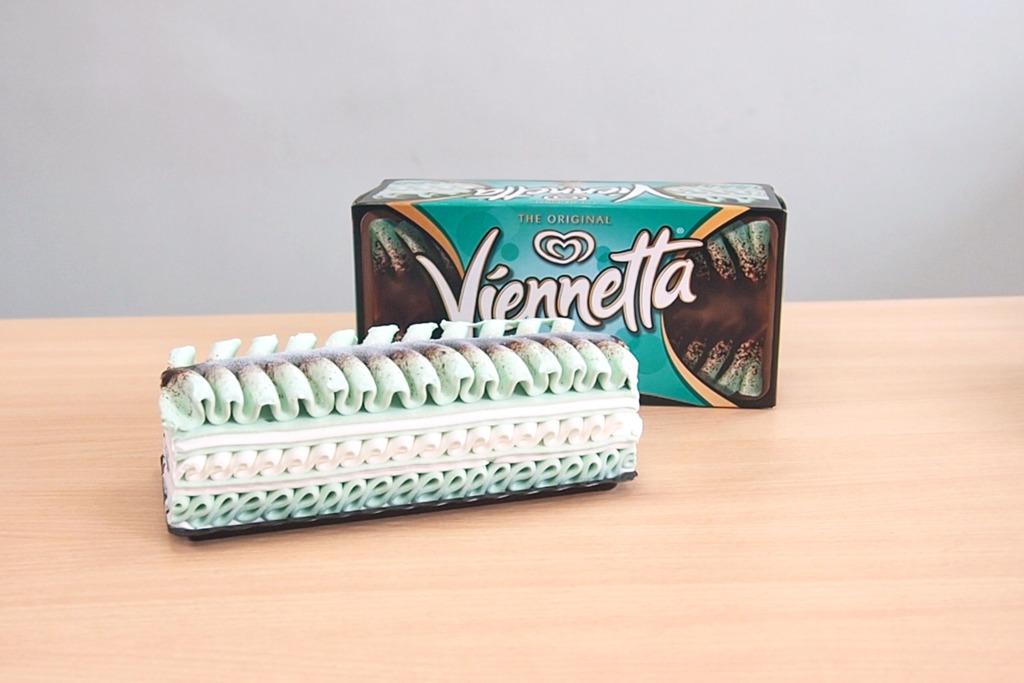 【Viennetta雪糕】7-Eleven再度推出童年回憶雪糕  Viennetta薄荷味千層雪糕
