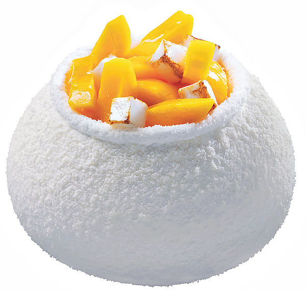 當造必嘗 全新芒果甜品