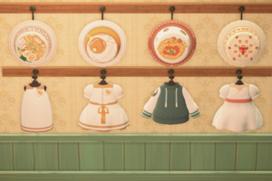【Switch 動物之森】《動物森友會》45款食物造型服飾大集合!Pizza套裝/布甸帽/可樂衫/雞蛋裙