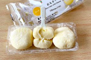 【日本7-11】日本便利店人氣甜品 軟心芝士麻糬口感煙韌