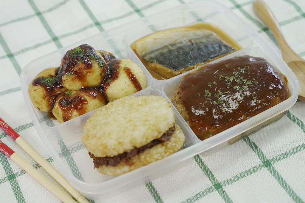 【外賣推介】外賣日式餸菜包8折優惠套餐 無骨鯖魚/章魚燒/牛肉丼/蛋包飯等多款選擇