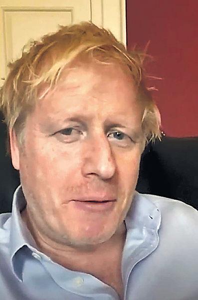 入ICU約翰遜情況轉穩 英代首相︰他是鬥士會康復