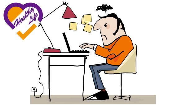 長困在家工作 易暴躁抑鬱