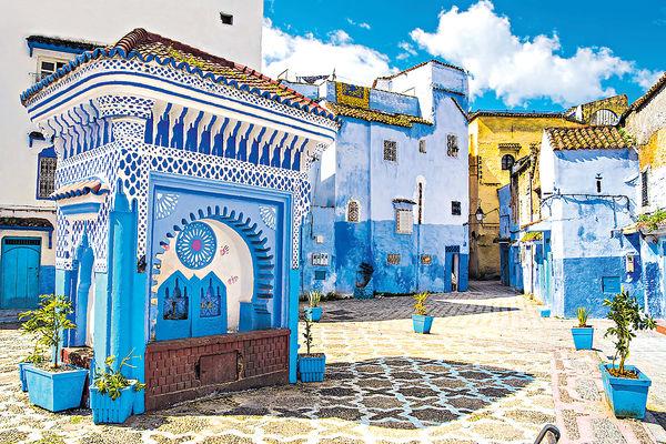 一千零一夜的神秘國度—摩洛哥