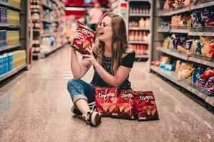 【健康零食】在家抗疫不停吃零食容易致肥   營養師推薦10款低卡健康零食排行榜
